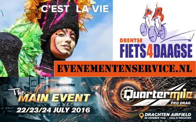 weekend 22 en 23 juli 2016