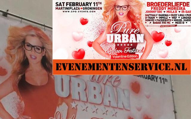 Pure Urban 11 februari 2017
