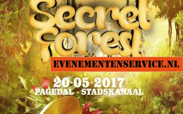 secret forest festival 2017