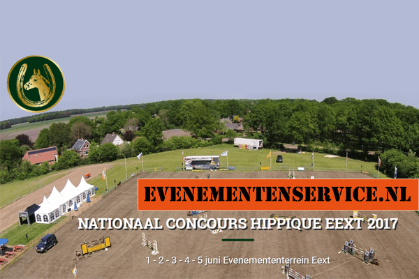 Concours Hippique Eext