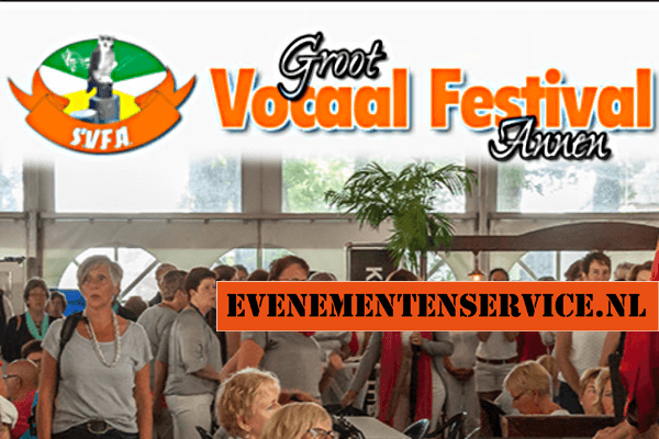 vocaal festival annen