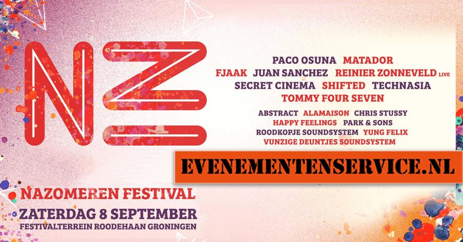 nazomeren-festival